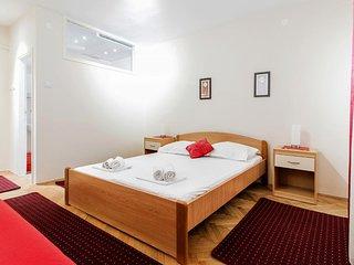 Studio flat Brela, Makarska (AS-6674-b)