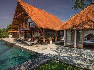 Villa Rumah Bunga on Bali's East Coast