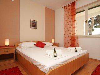Studio flat Brela, Makarska (AS-6689-e)