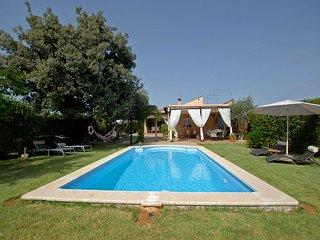 Casa de vacaciones Hortet, finca Alegre en Lloseta