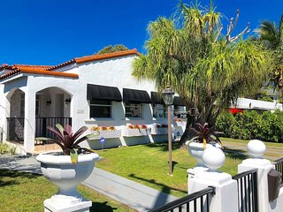 Casa Havana - 3BD/2BA  Renovated Cottage in heart of Miami - Sleeps 6