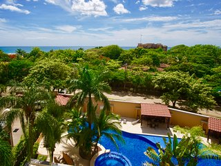 BEAUTIFUL OCEANVIEW IN LANGOSTA/TAMARINDO