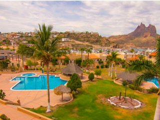 Marina Terra condo offering great views and value. Sleeps 8 $120 nightly