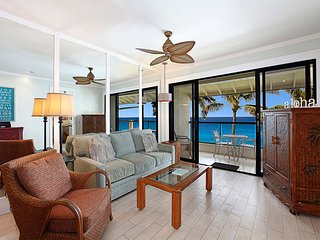 Tropical Suite w/Modern Bath+Kitchen, Lanai, Washer/Dryer, WiFi–Poipu Shores