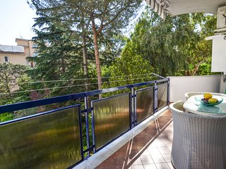 Sunny Apartment with Air Conditioning, Wi-Fi and Balcony in the main Center of S