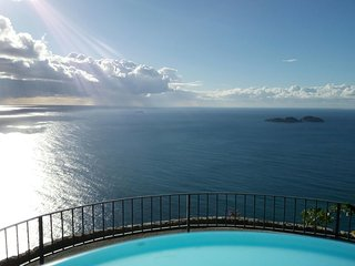 Villa Arora with Private Pool, Terrace, Sea View and parking near Positano