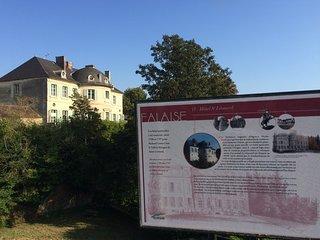 La Fresnaye, Castel Saint-Léonard