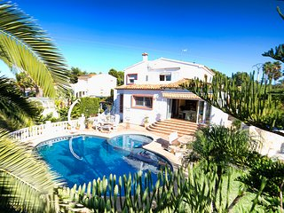 Villa Costeres Calpe
