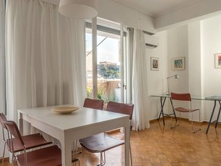 Ariadne's Penthouse in Central Athens