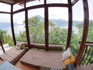 Serenity on LakeFront - Baraka Atitlán