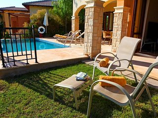 Junior Villa Private Pool Paphos