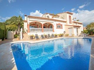 Villa Albert Calpe