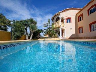 Villa Belvedere Denia