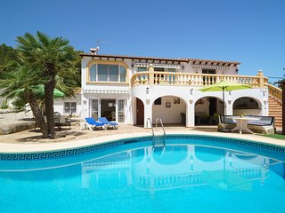 Villa Paradise Moraira