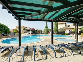 Fab communal pool just 30 seconds from front door!