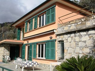 5 bedroom Villa in Faveto, Liguria, Italy : ref 5643482