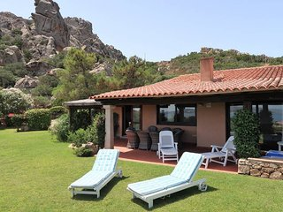 4 bedroom Villa in Porto Rafael, Sardinia, Italy - 5480848