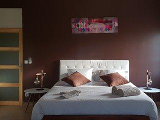 Villa Alyzea Chambres d'hôtes et Table d'Hôtes Chambre PIC SAINT LOUP