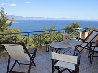 Villa Iokasti (Sea View)
