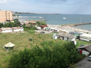K) Sunset Resort, Pomorie, Bulgaria, 2 bed apt, Sigma building.