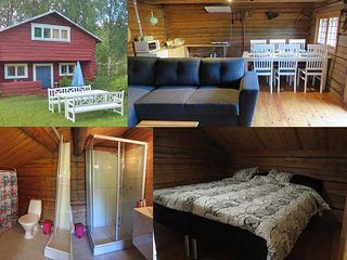 Cozy Lodge in the heart of Lapland