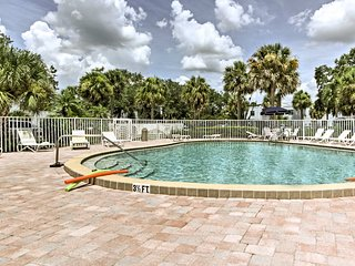 NEW! Country Club Condo Near Orlando Int'l Airport