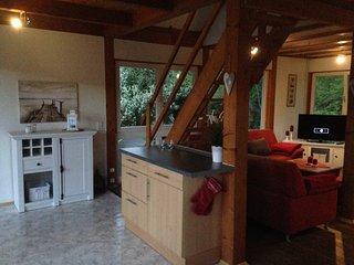 Gemütliches Ferienhaus in Holz