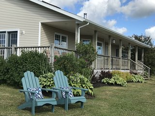 Private Family-Friendly, Bayview of St. Peter's, Minutes from Secluded Beaches