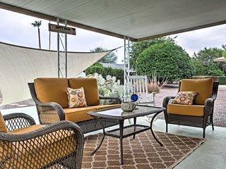 Sun City Home w/Patio & Yard-15 Min to Peoria
