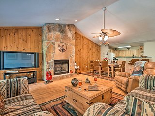 NEW! Lavish Home w/2 Decks - Steps to Norris Lake!