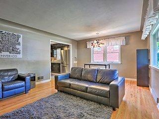 Englewood Home w/Yard+Deck - Near Downtown Denver!