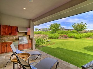 NEW! Luxury Mauna Lani Resort Townhome w/ Lanai!