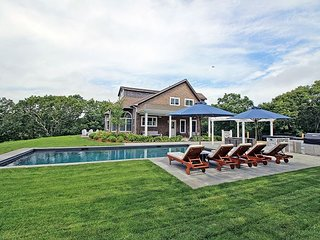 Oyster Pond Retreat with Pool and Private Beach Access on Oyster Pond