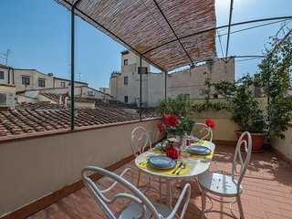 Belvedere -Spacious 2bdr  with lovely terrace, Florence