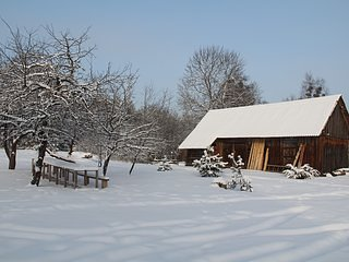 Rm#A - Homestead 'Stuly', holiday rental in Bialowieza