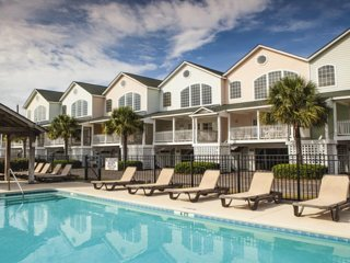 Enjoy peaceful Ocean Ridge Resort!