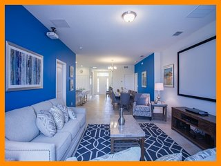 Solterra Resort 33 - villa with private pool and game room near Disney