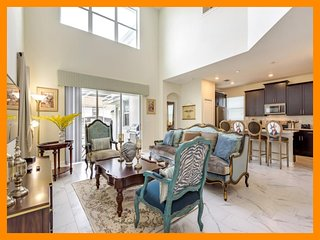 Championsgate 255 - villa with private pool and game room near Disney