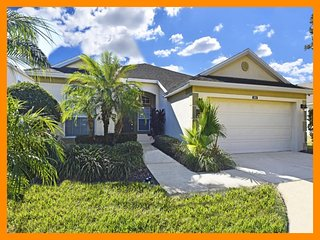 Westhaven Resort 9 - Villa with pool, spillover tub and game room - near Disney