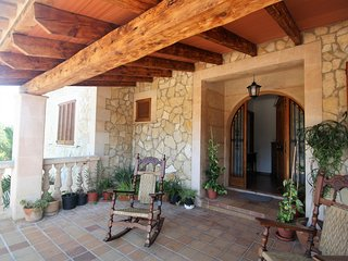 SON PAX- Rustic Villa in Palma. Private pool. Clear Views - Free Wifi