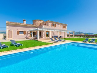 MOLI DEN SION - Villa for 10 people in Sa Pobla