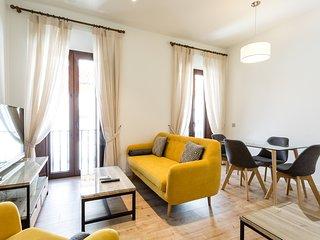 Apartamentos Lanza 04, 2D+2B en Edificio con consigna y parking