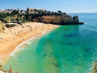 Apartamento en el Algarve, junto a playa Sra. da Rocha, Armacao de Pera