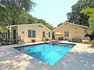 Updated 3BR on James Island w/ Pool & Hot Tub - 10 Minutes to Charleston