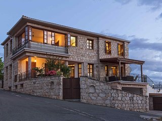 Amazing, Stone Villa with an array of traditional features, Paphos