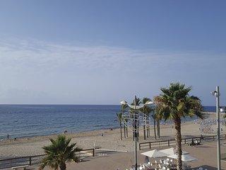 Apartamento en primera línea de playa - Beach front apartment - Villajoyosa