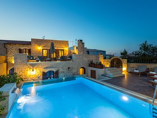 Superb villa Rogdia with private pool