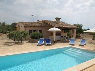 2 bedroom Villa in es Llombards, Balearic Islands, Spain - 5441235