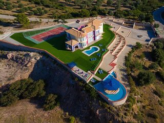 5 bedroom Villa in Archangelos, South Aegean, Greece - 5649490