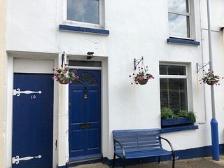 Cottage in Douglas town centre, Isle of Man